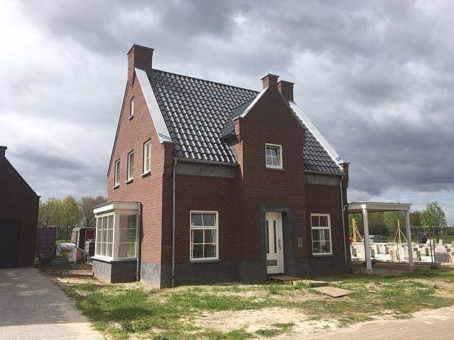 Woonhuis Keldonk voltooid in 2017