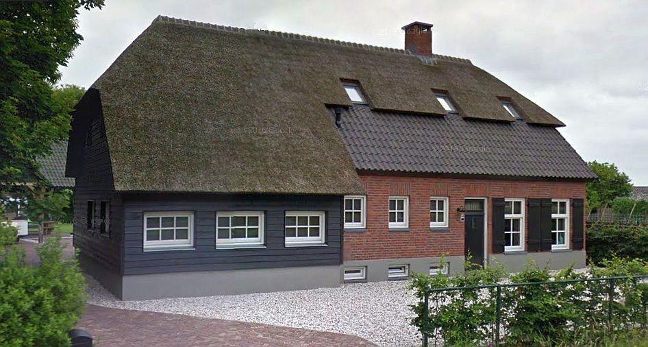 Woonboerderij langeveltype in Zeeland